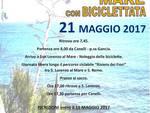 """Torna la """"biciclettata al mare"""" dell' AIDO"""