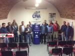 Unione installazioni e Impianti di CNA Asti: eletto il consiglio direttivo
