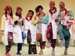 """XIIIª Giornata del Naso Rosso con musica e giochi con i clown dell'associazione """"L'arte del sorriso vip"""""""