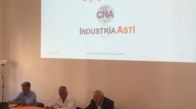 CNA Industria Asti: confermato presidente Roberto Robella