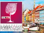 La Barbera d'Asti fa il pieno di consensi a Copenhagen