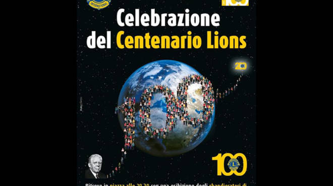 La Festa del Centenario al Lions Club Moncalvo Aleramica