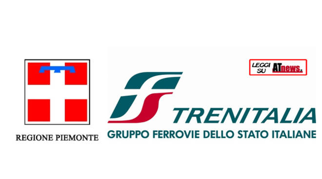 """Regione Piemonte: approvati i """"Bonus"""" a favore degli abbonati Trenitalia per l'anno 2016"""