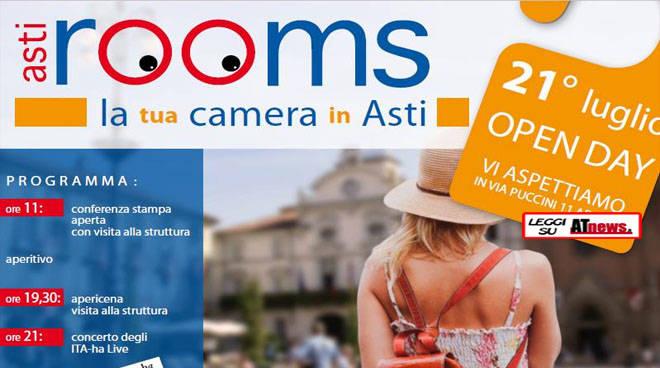 open day asti rooms