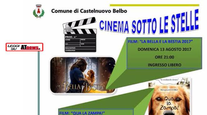 castelnuovo belbo cinema sotto le stelle