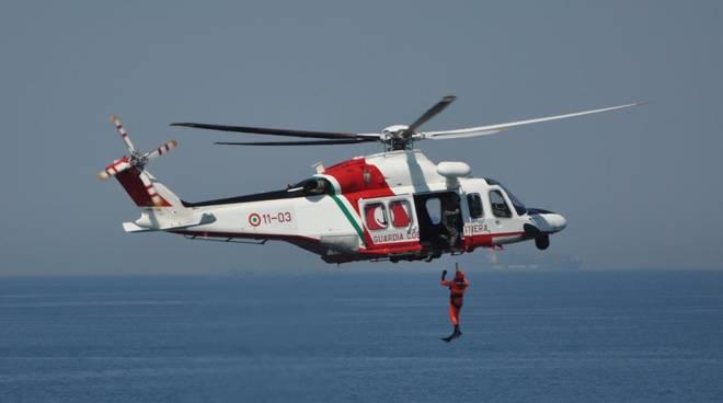 Identificato il disperso in mare era Gaspare Miceli, carabiniere fuori servizio,a Noli per qualche giorno di vacanza