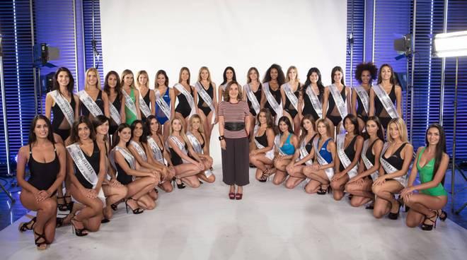 Miss Italia, ecco le magnifiche dieci che rappresenteranno la Calabria a Jesolo