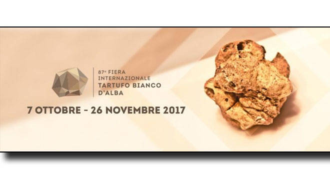 87ª edizione della Fiera Internazionale del Tartufo Bianco d'Alba