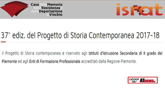 israt 37  Progetto di Storia Contemporanea