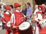 sfilata dei bambini del Palio di Asti 2017