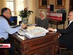 Il Sindaco incontra il Dirigente dell'Ufficio scolastico territoriale