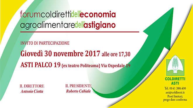 forum coldiretti