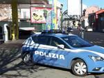 polizia distributore corso casale