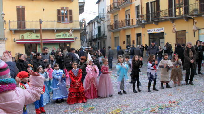 Carnevale Montechiaro d'Asti 2018