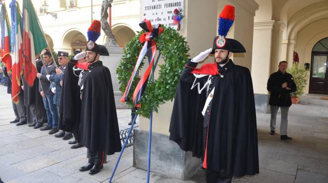 cerimonia 30 anni morte stefanizzi