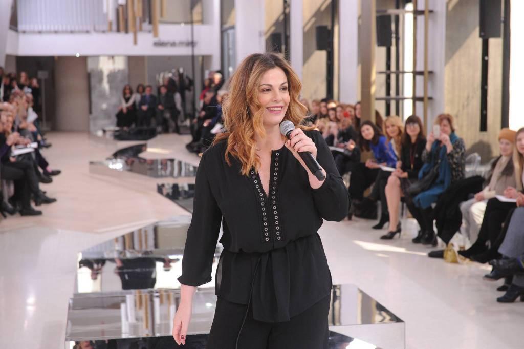Vanessa Incontrada Elena Mirò Sfilata PE 2018