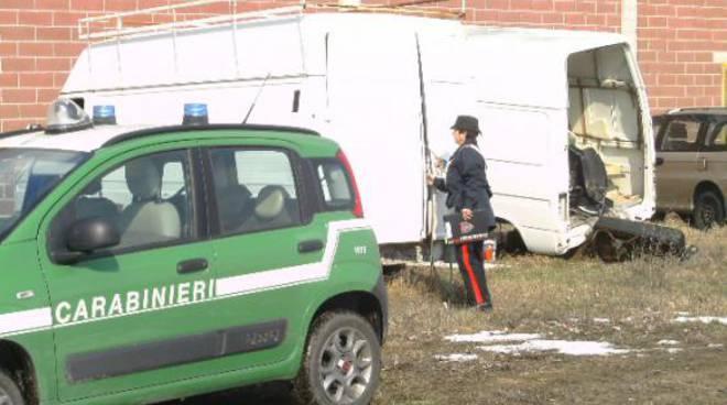 carabinieri forestali nizza monferrato