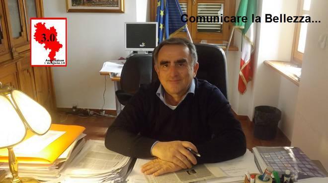 Giuseppe Ugonia sindaco Calosso