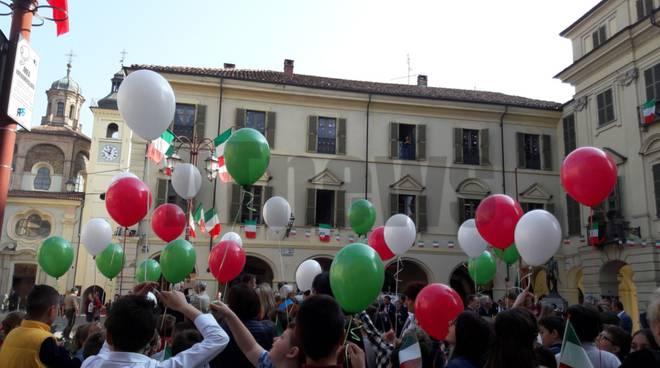 Conferimento titolo Città a San Damiano d'Asti