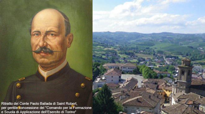 Paolo Ballada di Saint Robert
