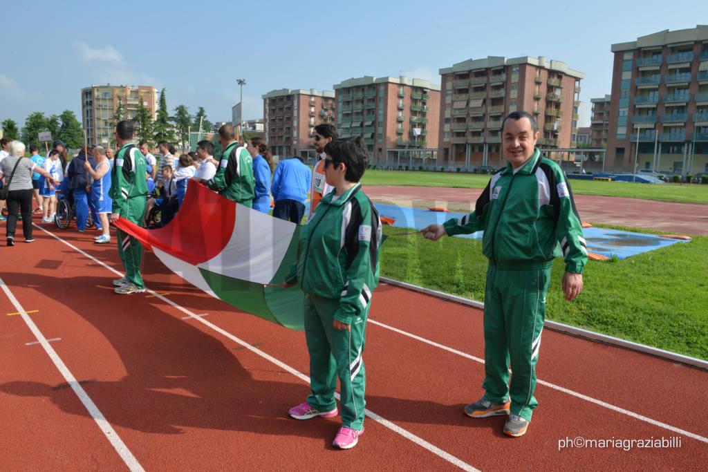Campionato Regionale Atletica FISDIR FISPES - Pegaso
