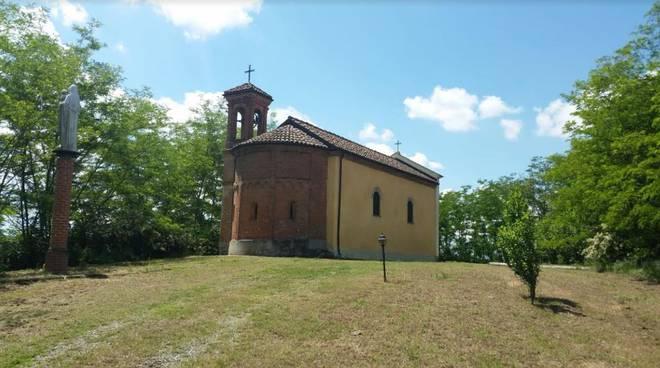 chiesetta di san biagio castelnuovo belbo