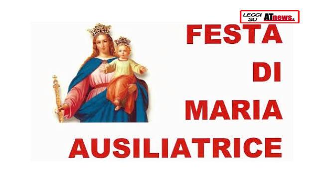 FESTA DI MARIA AUSILIATRICE