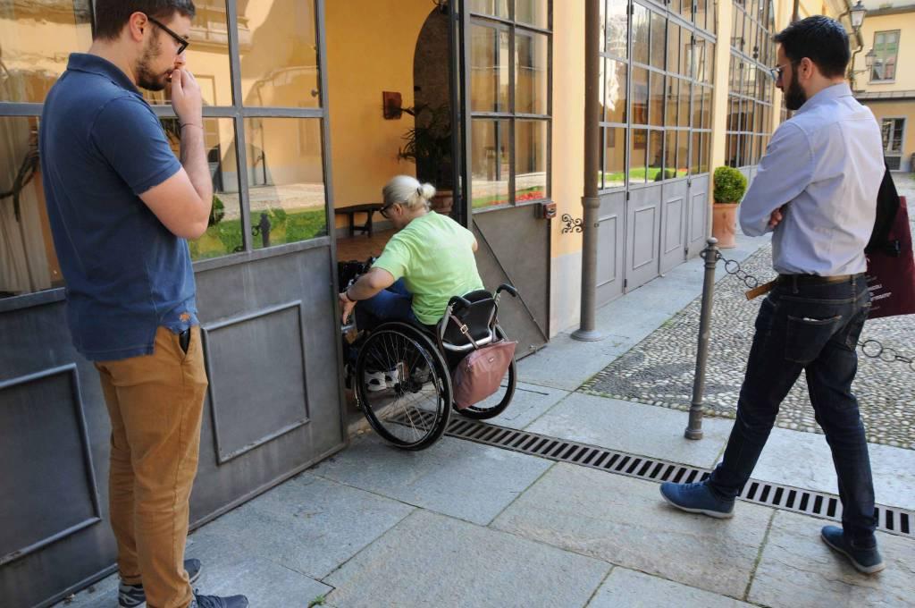 Land(e)scape the disabilities - Verifiche a Canelli