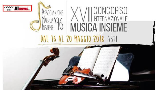 XVIII Concorso Internazionale Musica Insieme