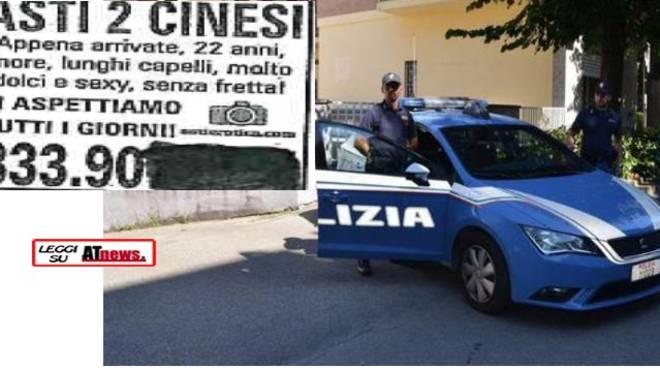 Ufficio Casa Asti : Polizia operazione u201cpilone rosau201d: chiusa ad asti una casa di