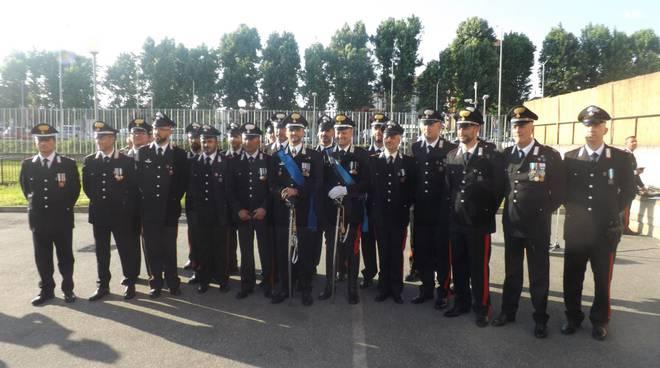 Festa dei Carabinieri 2018  Asti