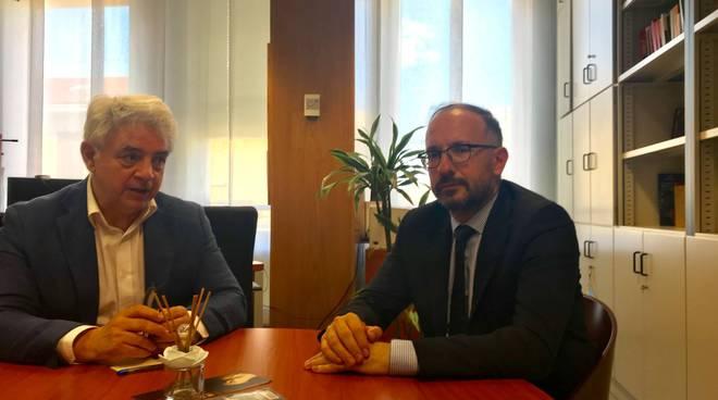 Incontro Rasero direttore Rai 3 Piemonte