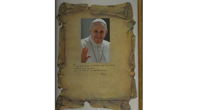pergamena papa