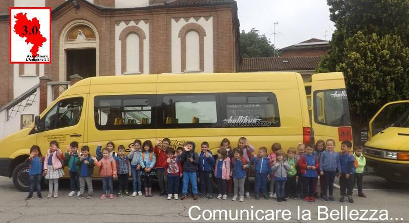 Scuola dell'Infanzia Borgo Tanaro alle Cattedrali Sotterranee Bosca