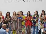 Sfilata collezione S/S 2019 Mara Venier per Luisa Viola