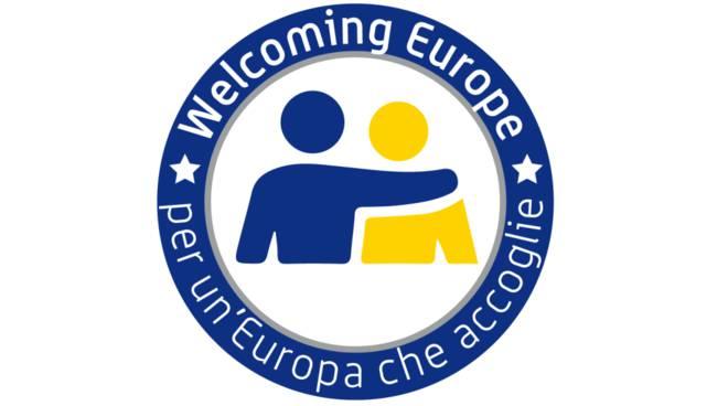 logo welcome europe