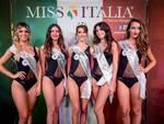 prime cinque miss miluna 2018 ad Asti Rebecca Givone prima a sx