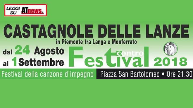 contro festival castagnole lanze 2018