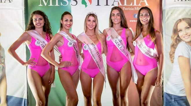 elezione miss sport la ferte 2018