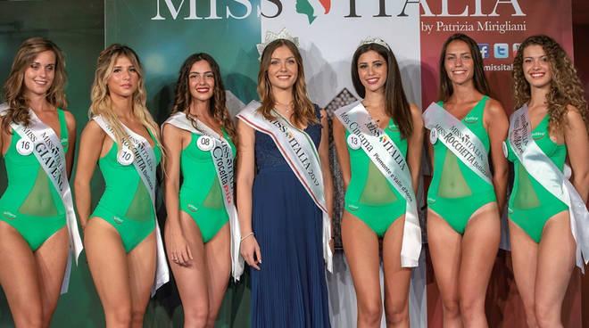 prime cinque miss cinema piemonte giaveno 2018