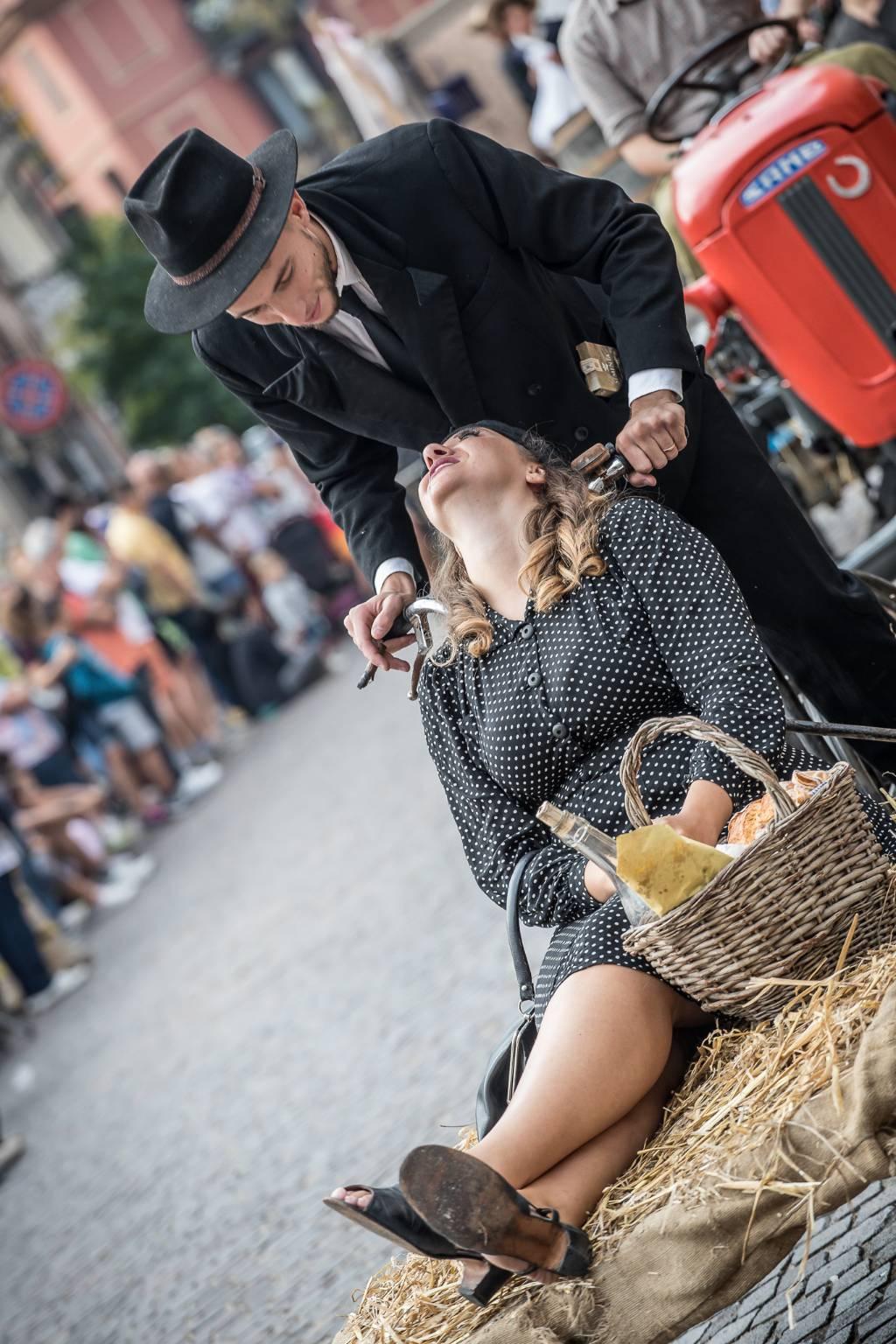 Sfilata Festival delle Sagre 2018