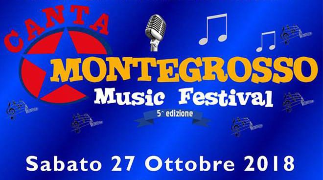 canta montegrosso music festival