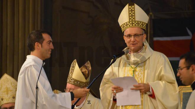 Auguri Di Buon Natale Al Vescovo.Gli Auguri Di Natale Del Vescovo Marco Prastaro Atnews It