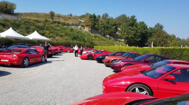 Ritrovo Ferrari 2018 Castelnuovo Belbo