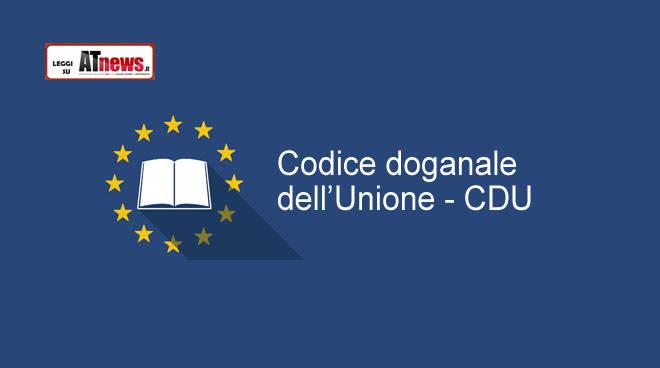 codice doganale