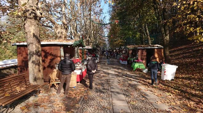 Inaugurazione Magico Paese di Natale 2018 Govone