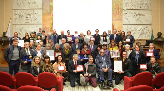 Premiazione Pro Loco Sagre 2018