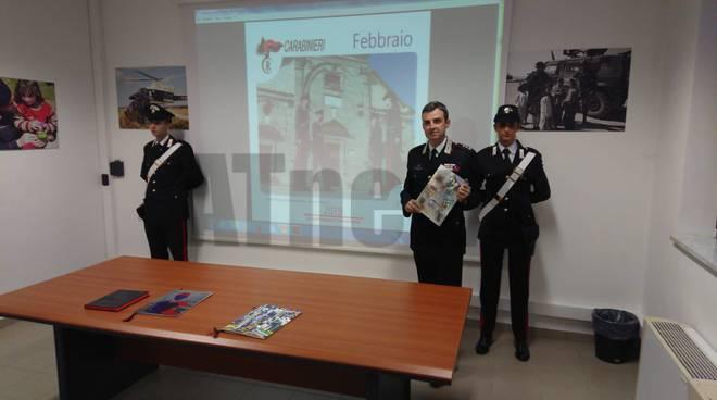 Calendario Storico Carabinieri 2019.Il Territorio Astigiano Protagonista Del Calendario Storico