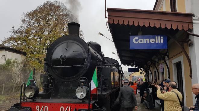 treno a vapore monferrato