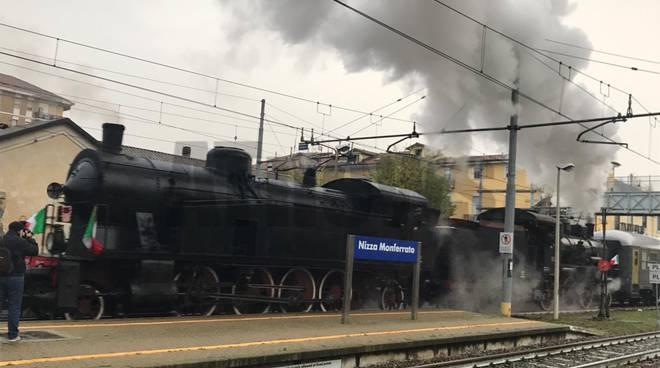 Treno Storico Nizza Monferrato